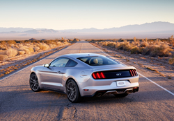 2015 Ford Mustang Overdrive