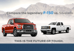 Ford vs Competition